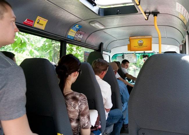 Выбор автомобилей для маршрутных перевозок