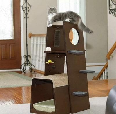 Качественная мебель для кошки