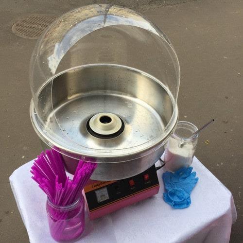 Аппарат по производству сахарной ваты