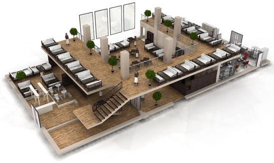 Бизнес-план кафе в жилом доме