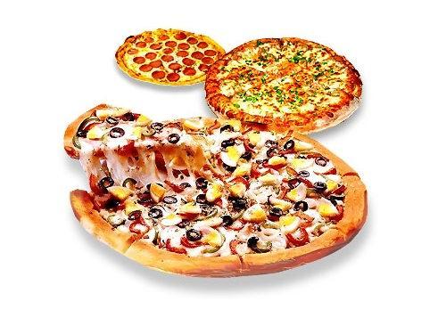 Пицца с надписью картинки