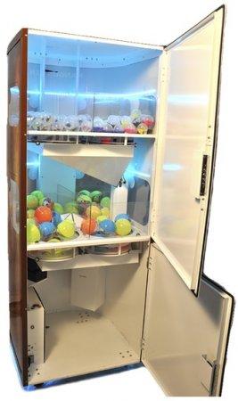 Автомат по продаже игрушек - Мангустин